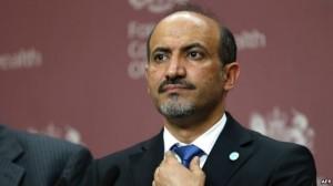 کتککاری مخالفان سوری در نشست استانبول
