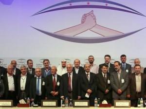 دعوت رسمی از ائتلاف مخالفان سوریه برای شرکت در کنفرانس سران عرب