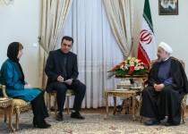 روحانی :تصمیم دولت تعامل سازنده بر مبنای منافع مشترک با اروپاست