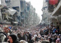 گزارش عفو بینالملل از اوضاع مصیبتبار اردوگاه یرموک