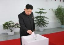 رهبر کره شمالی 100 درصد آرای انتخابات پارلمانی را کسب کرد!