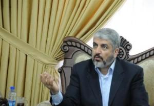 درخواست خالد مشعل برای ترک قطر
