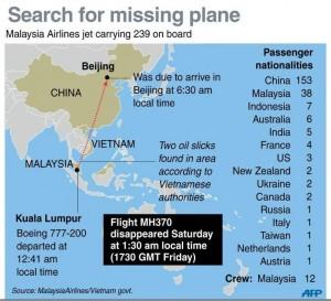 خبر ردیابی هواپیمای مفقودشده تکذیب شد