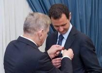 بشار اسد: آمریکا و غرب به دنبال شراکت واقعی برای صلح نیستند