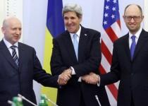 مسکو: آمریکا با کمک مالی به کییف قوانین خودش را هم نقض کرد