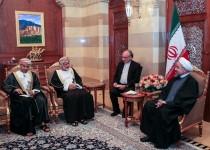برنامه دومین روز سفر روحانی به عمان