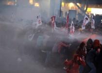 کشته و رخمی شدن 4 تن در درگیری معترضان با پلیس ترکیه