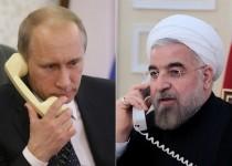 گفتوگوی روحانی و پوتین درباره روابط دوجانبه، مذاکرات و تحولات اوکراین