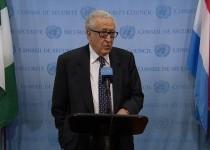 ابراهیمی: نامزدی اسد در انتخابات ، روند صلح سوریه را به چالش میکشاند