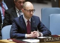 یاتسنیوک: رویارویی اوکراین و روسیه وارد مرحله نظامی شده است