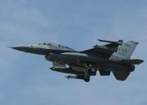 استقرار جنگندههای اف-16 آمریکا در لهستان