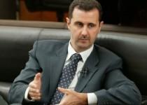 بشار اسد: به پیروزی اطمینان دارم