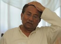 صدور حکم دستگیری مشرف به اتهام خیانت