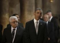 محمود عباس برای دیدار با اوباما راهی واشنگتن شد