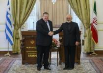 تأکید وزرای خارجه ایران و یونان بر استمرار گفتوگوهای سیاسی