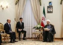 رئیسجمهور: ظرفیتها برای گسترش روابط ایران و آذربایجان فراوان است