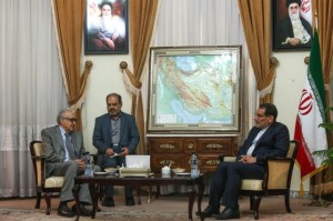 درخواست ابراهیمی از ایران برای حل بحران سوریه