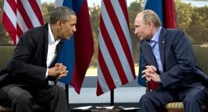اوباما خطاب به پوتین:هرگز همهپرسی کریمه را به رسمیت نمیشناسیم
