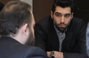 محمد موسوی دو جلسه محروم شد
