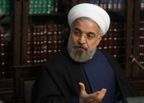 روحانی: باید فشار ظالمانه ناشی از تحریمهای ناروا علیه ملت مرتفع شود