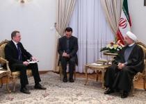 رئیس جمهور: ایران آماده صدور خدمات فنی و مهندسی به بلاروس است