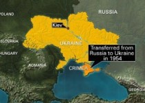 کریمه رسماً بخشی از خاک روسیه شد