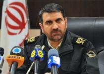 گزارش نهایی رییس پلیس پایتخت از وضعیت تهران در چهارشنبه آخر سال