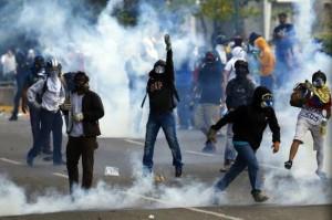 ادامه اعتراضهای ضددولتی در ونزوئلا