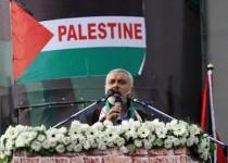 هنیه: هرگونه حماقت دشمن علیه غزه برایش گران تمام میشود