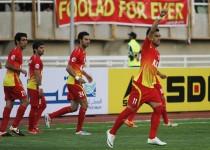 تداوم صدرنشینی فولاد/ نتایج هفته بیستوهشتم لیگ برتر