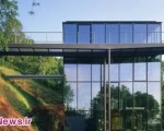 ۵ خانه شیشه ای و متفاوت در دنیا +عکس
