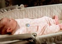 نظارت بر الگوی خواب نوزادان با استفاده از حسگر