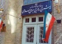 رحیم پور:کمیته وِیژه پیگیری آزادی مرزبانان ایرانی تشکیل شده است