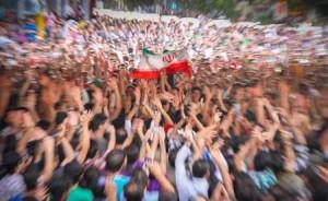افتتاح رسمی باشگاه هواداران تیم های ملی ایران