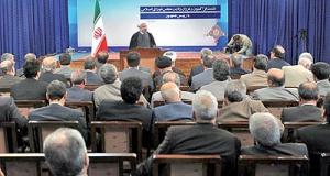 روحانی: نمایندگان موفقیتها را هم ببینند