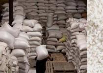 دلیل نبود برنج ایرانی در سبد کالا/انبارها پر از برنج وارداتی است!