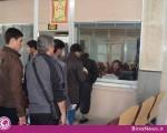 تخمین تردد روزانه ۴ هزار نفر در ایام نوروز ۹۳ از مرز تمرچین پیرانشهر