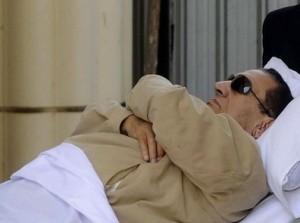 محاکمه مبارک امروز از سر گرفته میشود