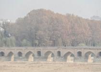 هوای اصفهان نیمی از سال آلوده است