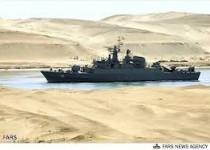 ناوگروه ایرانی به عمان رسید