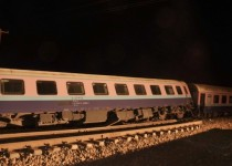 جزئیات و علت واژگونی قطار مسافربری در شاهرود