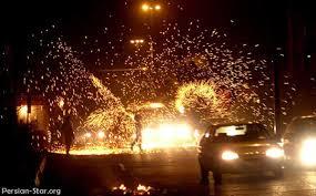 هشدارهای آتشنشانی درباره چهارشنبهسوری