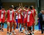 برد قاطع تیم والیبال شهرداری ارومیه در برابر کاله آمل