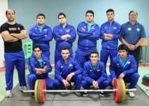 ایران قهرمان وزنه برداری نوجوانان آسیا شد