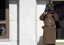 تبادل آتش دو کره در مناطق دریایی