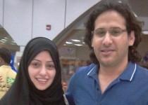 """بازداشت شوهر """"شجاع ترین"""" زن جهان در عربستان!"""
