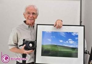 عکاس پس زمینه معروف ویندوز XP کیست؟