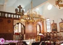 نبش قبر یک کشیش به دست تروریست های سوریه/عکس