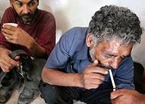 شناسایی پاتوق معتادان پرخطر در مراغه