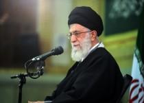 دیدار جمعی از مداحان و ذاکرین اهل بیت(ع) با رهبر معظم انقلاب